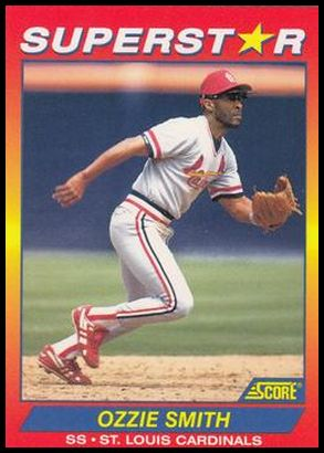 47 Ozzie Smith