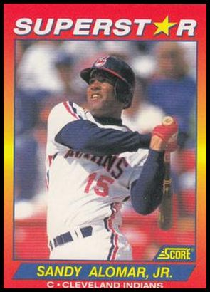 49 Sandy Alomar Jr.