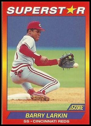 77 Barry Larkin