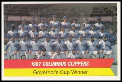 39 Columbus Clippers
