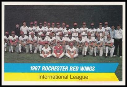 44 Rochester Red Wings