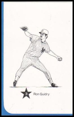 3 Ron Guidry