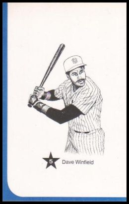 5 Dave Winfield
