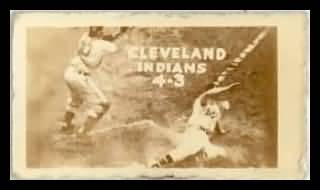 Cleveland Indians 4-3