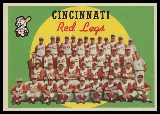 111 Redlegs Team