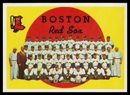 248 Red Sox Team