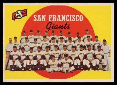 69 Giants Team
