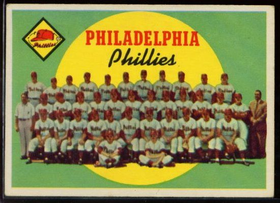 8 Phillies Team