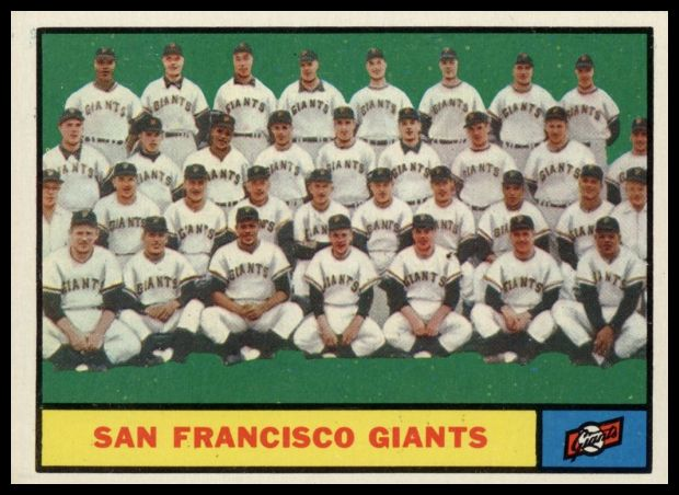 167 Giants Team