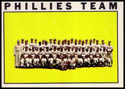 293 Phillies Team