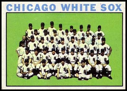 496 White Sox Team