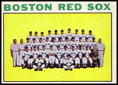 579 Red Sox Team