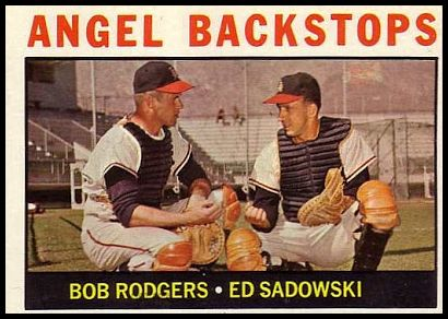 61 Angel Backstops