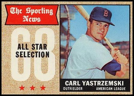 369 Yastrzemski All-Star