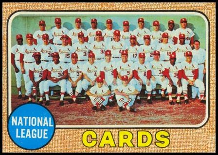 497 St. Louis Cards