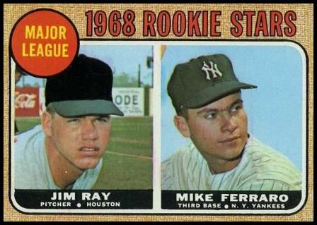 539 Major League Rookies