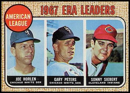 8 A.L. ERA Leaders