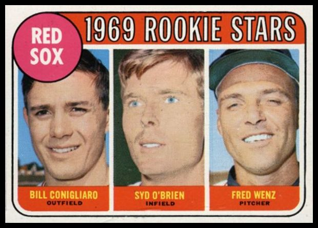 628 Red Sox Rookies