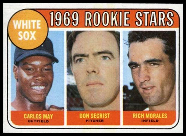 654 White Sox Rookies