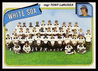 112 Chicago White Sox