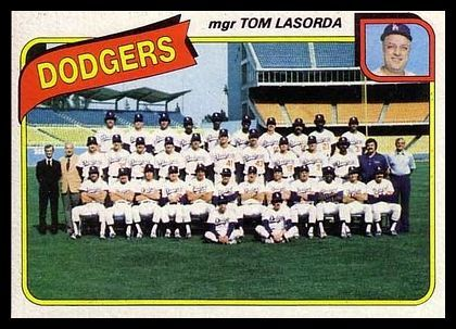 302 Los Angeles Dodgers