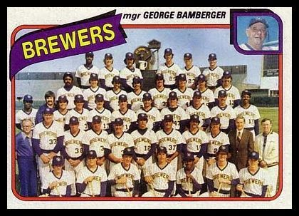 659 Milwaukee Brewers