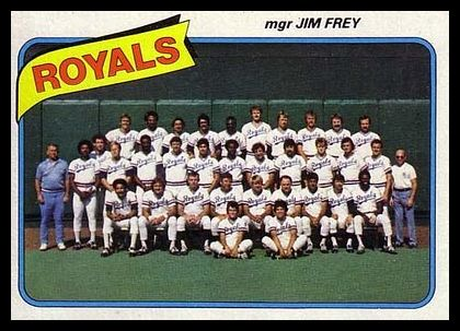 66 Kansas City Royals