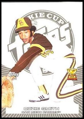 41 Ozzie Smith