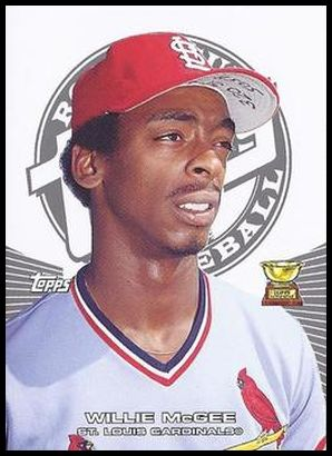 50 Willie McGee