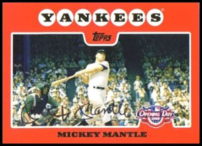 7 Mickey Mantle