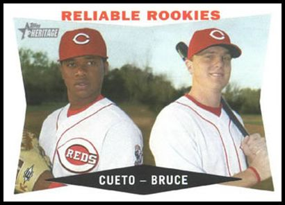 32 Reliable Rookies (Johnny Cueto Jay Bruce)