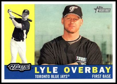 36 Lyle Overbay