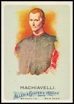 103 Niccolo Machiavelli