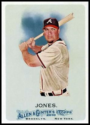 126 Chipper Jones