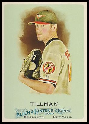 166 Chris Tillman