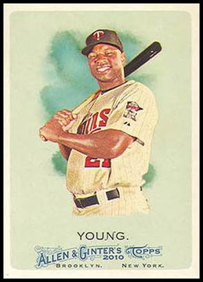 34 Delmon Young