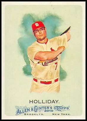 51 Matt Holliday