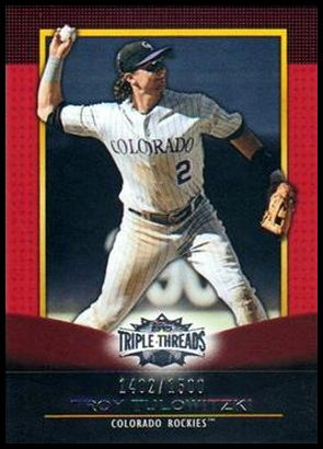 37 Troy Tulowitzki