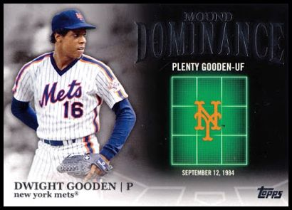 MD15 Dwight Gooden