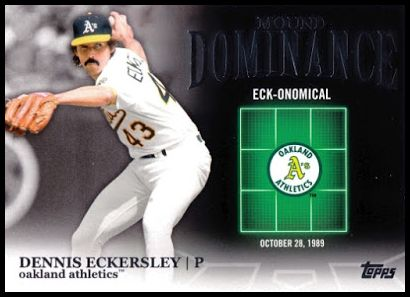 MD5 Dennis Eckersley