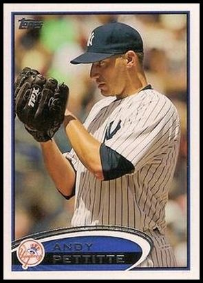 US278 Andy Pettitte