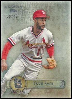 16 Ozzie Smith