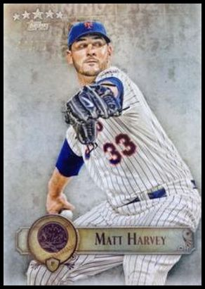 42 Matt Harvey