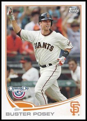 1a Buster Posey