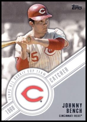 RCT9 Johnny Bench