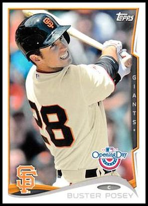 150a Buster Posey