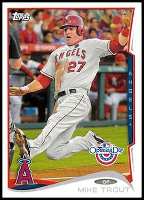 1a Mike Trout