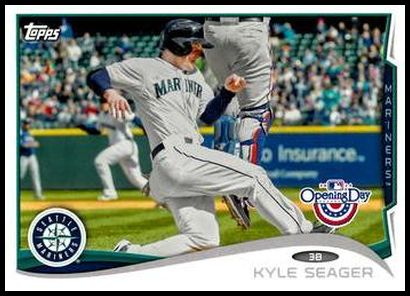 28 Kyle Seager
