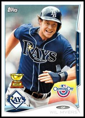 40 Wil Myers