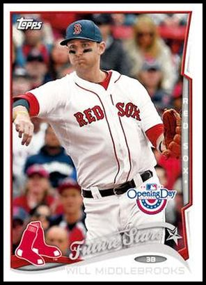 75 Will Middlebrooks